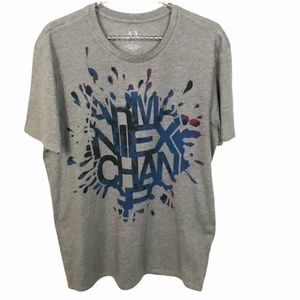 Armani Exchange l Mens Graphic Tshirt